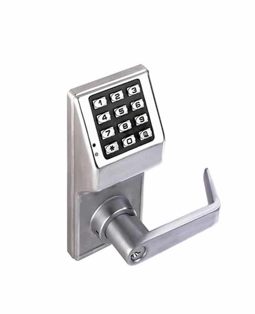 simplex electronic lock